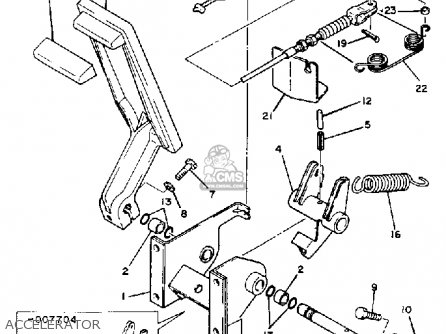 1980 Yamaha Golf Cart Schematics