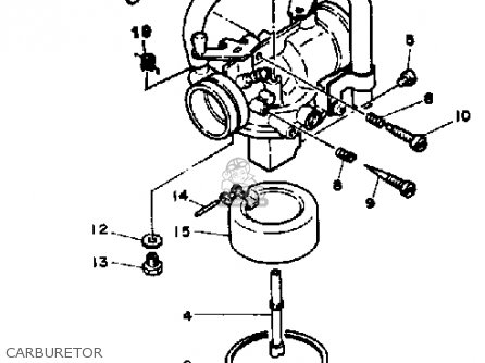 Yamaha G8 Golf C Wiring Diagram on 48 volt ezgo wiring diagram