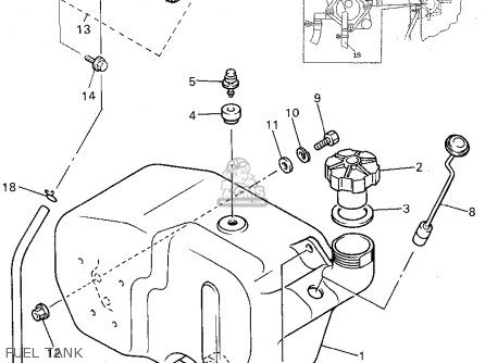 Yamaha G11 Aj 1993 Parts Lists And Schematics