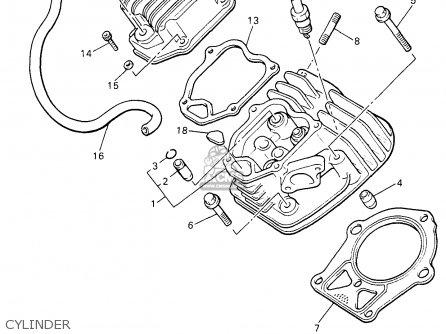 Yamaha G11 Wiring Diagram