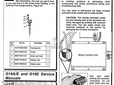 Yamaha G14-AP 1996 parts lists and schematics on yamaha g16a golf cart, yamaha g2a golf cart, yamaha g20 golf cart,