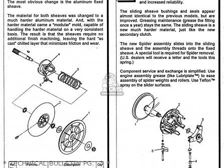 yamaha g14-ep 1996 parts lists and schematics  cmsnl.com