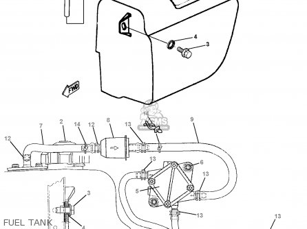 Yamaha G16 Golf Cart Diagram