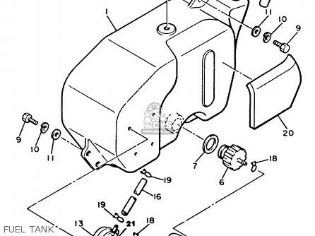 Yamaha G2 Ab 1987 Parts Lists And Schematics