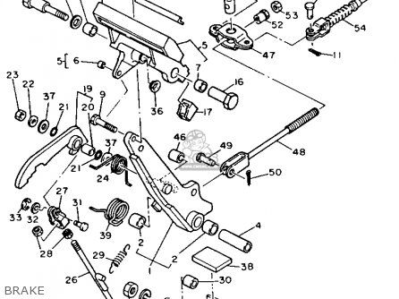 Yamaha G2 Ab 1988 Parts Lists And Schematics