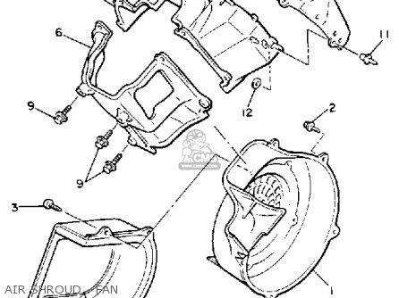 Yamaha G2 Ad 1989 Parts Lists And Schematics