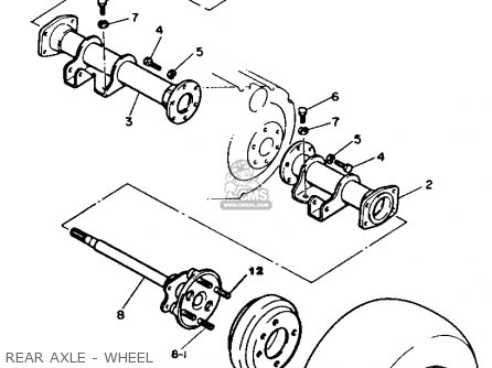 Yamaha G9 Golf C Wiring Diagram in addition Yamaha G8 Electric Golf C Wiring Diagram besides Ezgo Golf Cart Manuals Electric together with Yamaha Golf Cart Wiring Diagrams G 8 Gas further Partslist. on yamaha g8 electric golf cart wiring diagram