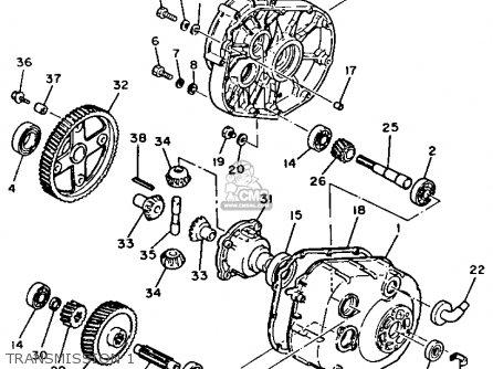 Yamaha G2 Eb 1987 Parts Lists And Schematics