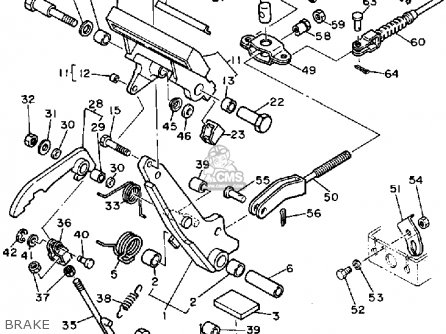 Yamaha G3 E 1987 Parts Lists And Schematics