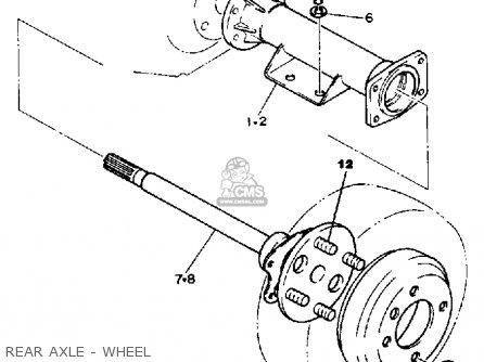 Yamaha G3 E 1987 Parts Lists And Schematics
