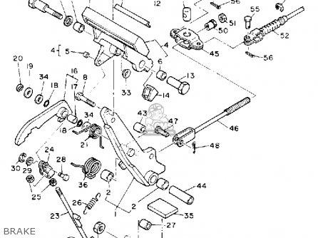1991 yamaha g5 wiring diagram gas yamaha g5-ag 1991 parts list partsmanual partsfiche #9