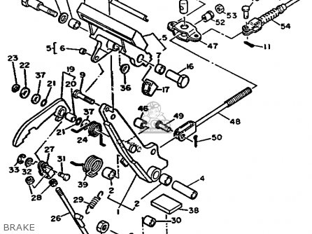 Yamaha G9 Ag 1991 Parts Lists And Schematics