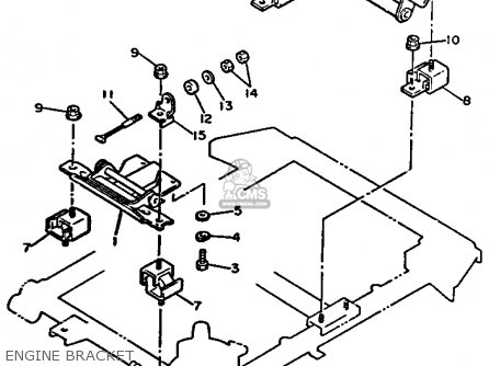 yamaha g9 ag 1991 parts lists and schematics rh cmsnl com yamaha golf cart motor diagram yamaha golf cart engine parts diagram