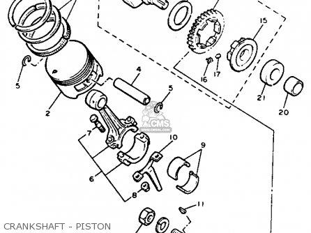 Yamaha G9 Ah Golf Buggy 1992 Parts Lists And Schematics