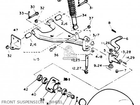 yamaha g9a golf cart wiring diagram with Yamaha G9 Golf Cart Parts Diagram on Yamaha G9 Golf Cart Parts Diagram as well