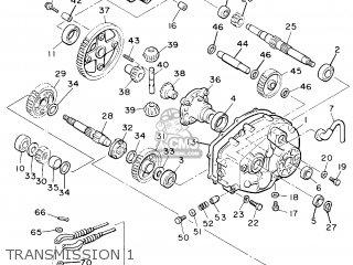 Yamaha G9ak Golf    Car    1994 parts list partsmanual partsfiche