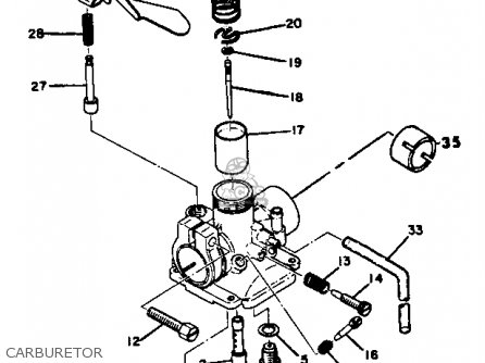 Yamaha Gt 80 Repair Manual