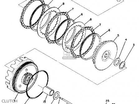 Diagram Of Yamaha Motorcycle Parts 1975 Gtmxb Handlewire Diagram
