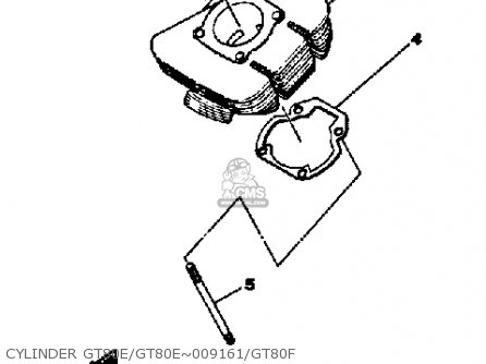 Yamaha Gt 80 Wiring Diagram