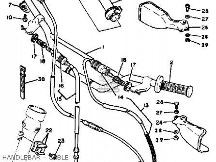 Honda Motorcycles Handlebar Wiring