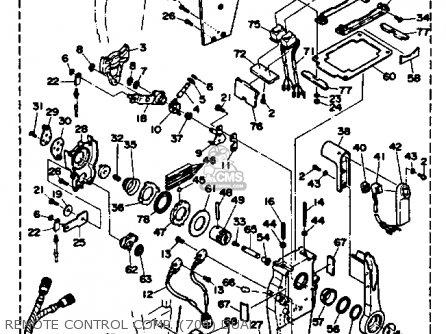 Yamaha L130trp 1991 Parts Lists And Schematics