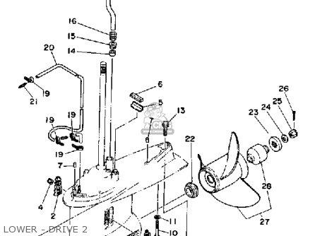 Yamaha Power Tilt And Trim