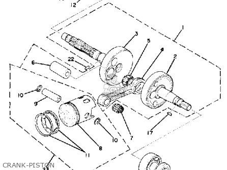 Yamaha Lb80 2ac 1976 1978 Parts Lists And Schematics