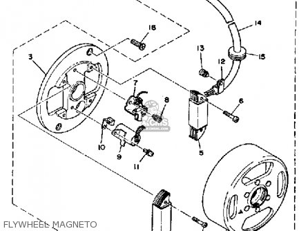 Yamaha Lb80 2ac 1976 1978 Parts Lists And Schematics