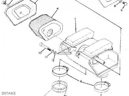 Yamaha Ls2 1972 Usa Parts Lists And Schematics