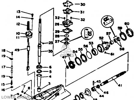 Sea Doo Wiring Diagram Trim Mercury Outboard Wiring Diagrams