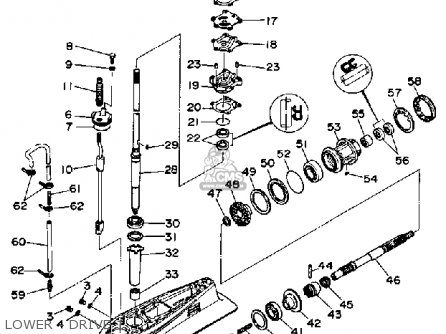 Johnson 1997 Outboard 115 Hp Wiring Diagram
