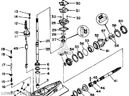 1988 115 hp mercury outboard wiring diagram