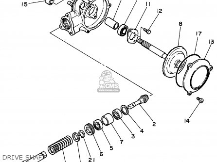Yamaha Grizzly 600 Carburetor Rebuild Kit