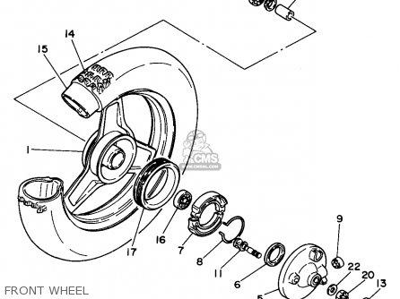 Yamaha Pw50 1 1997 V Usa Parts Lists And Schematics