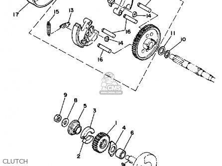 Can Am Clutch Diagram