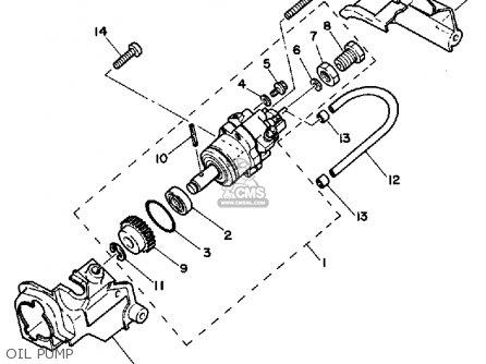 Welp Yamaha PW50 1986 (G) USA parts lists and schematics JV-99