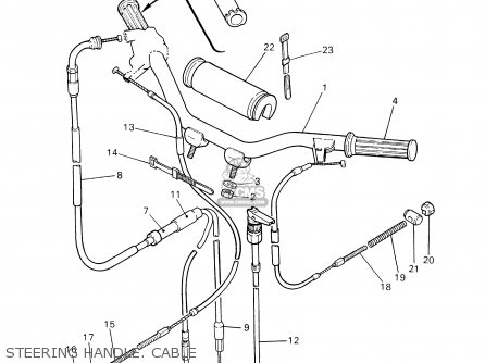 honda sl100 motorcycle wiring diagram