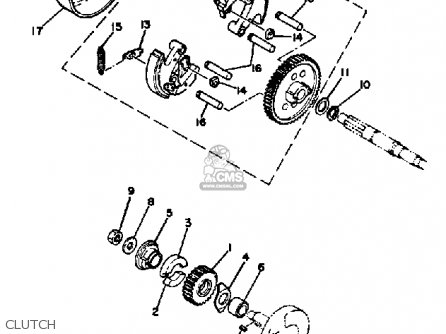 110cc Atv Carburetor Diagram