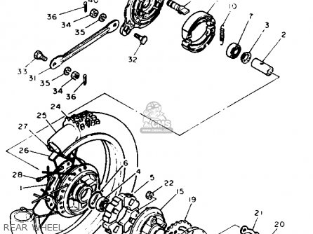 Timberwolf Atv Wiring Diagram besides Yamaha Moto 4 350 Wiring Diagram as well 50 Cc Scooter Wiring Diagram likewise Honda Dirt Bike Wiring Diagram together with Baja Designs Wiring Diagram. on yamaha 110cc wiring diagram