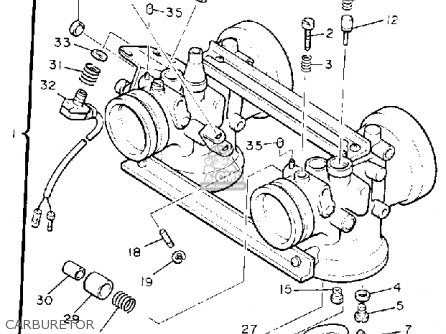 Zuma Carburetor Schematic moreover 1992 Yamaha Phazer Track also 2e26secondbuffer likewise 3 Wire Voltage Regulator Wiring further Generator Exciter Wiring Diagram. on exciter circuit diagram
