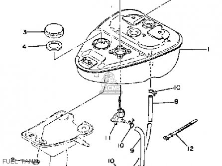 2 Stroke Carb Diagram