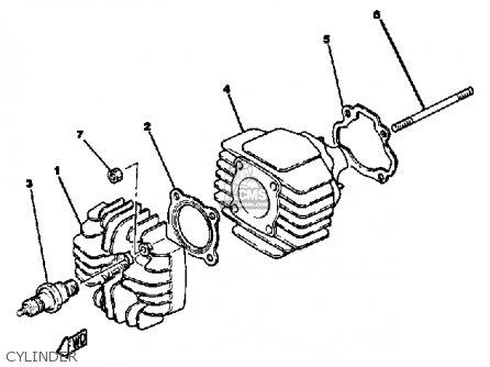 Qt50 Parts Diagram