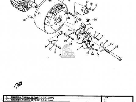 Yamaha R3 1969 Usa D c  Generator