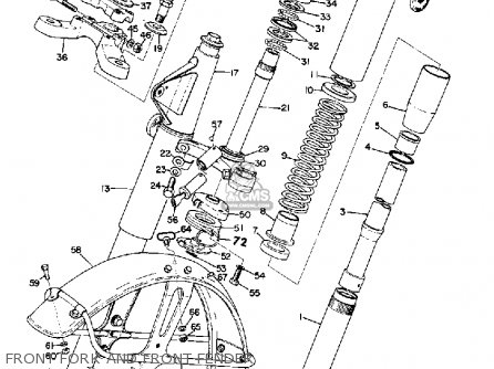 Yamaha R3 1969 Usa Parts Lists And Schematics