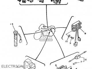 Yamaha Chappy Parts Diagram