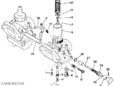 Yamaha Rd200 Wiring Diagram