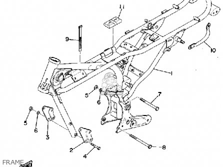 yamaha rd 350 wiring diagram yamaha rd200 1974 usa parts lists and schematics