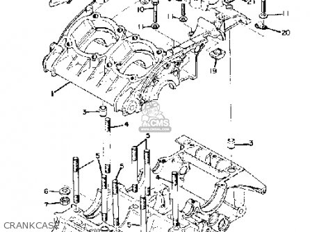 yamaha-rd250-1974-usa-crankcase_mediumyau1182a-6_eb3c Yamaha Engine Battery Wiring on