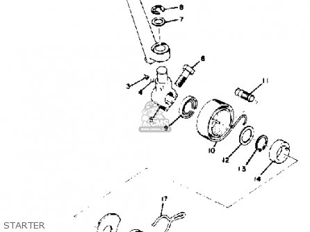 2002 Yamaha Warrior 350 Wiring Diagram
