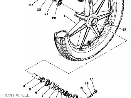 yamaha rd400 1976 usa front wheel_mediumyau0767e 12_cef5 yamaha xs750 wiring diagram xs650 wiring diagram wiring diagram 1975 xs650 wiring diagram at gsmx.co